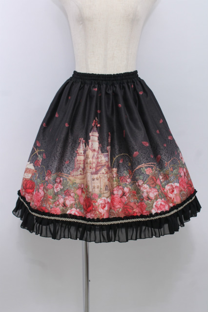 Enchantlic Enchantilly / いばら姫のコルセットスカート