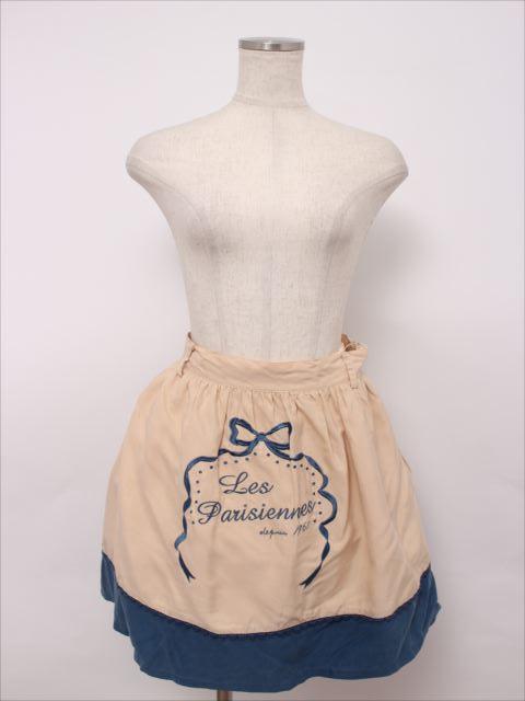 F i.n.t / リボン刺繍スカート