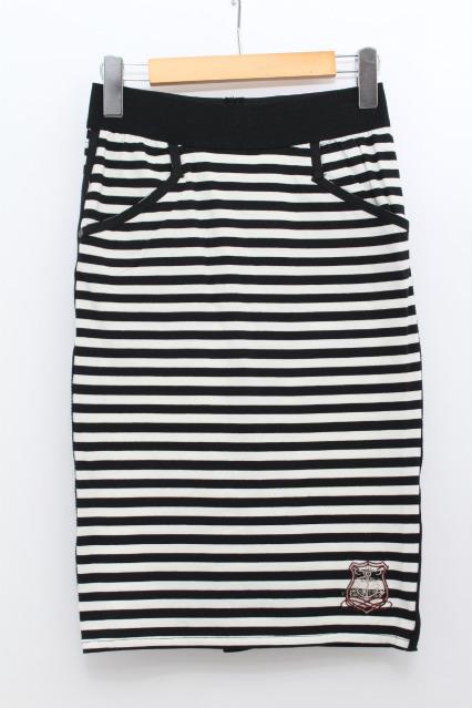 Rozen Kavalier / 碇刺繍ボーダースカート