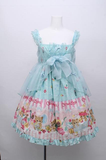 metamorphose / バブルバスタイムベビードールジャンパースカート