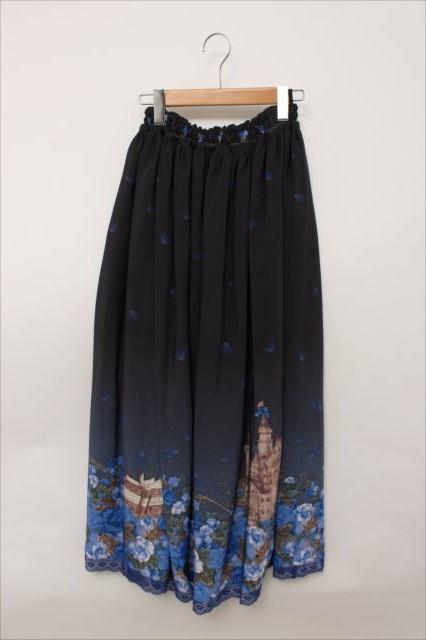 Enchantlic Enchantilly / いばら姫のロングスカート