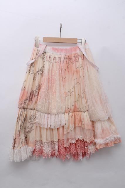 GRAMM / バルーン2wayカットスカート