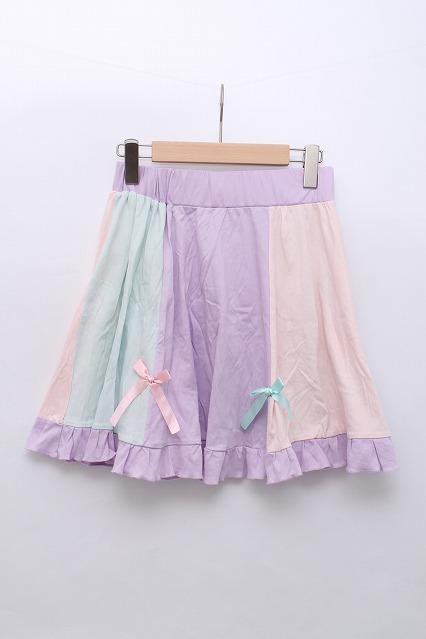 Nile Perch / カラフルリボンスカート