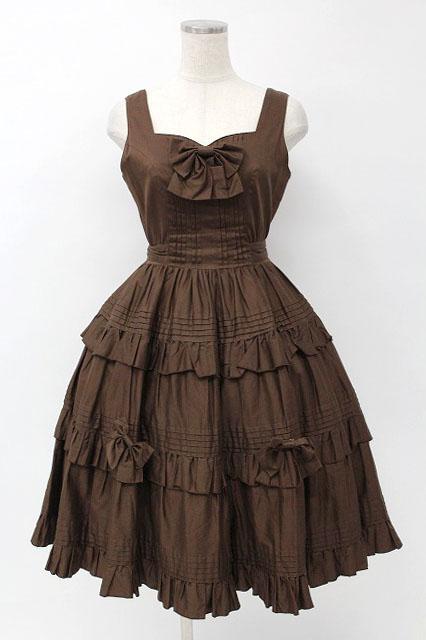 Mary Magdalene / カルディナフリルジャンパースカート