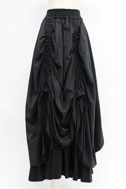 ATELIER BOZ / しぼりボリュームロングスカート