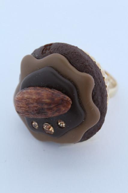 Q-pot. / Almond CupCake  リング