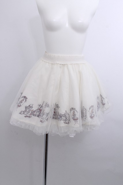 Secret Honey / アリスインワンダーランドスカート