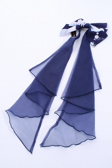 Royal Princess Alice / Princess Marineベール付きバレッタ