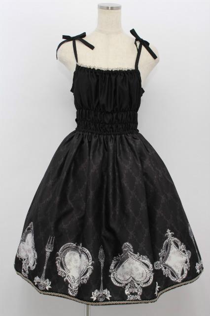 Enchantlic Enchantilly / トランプティータイムジャンパースカート