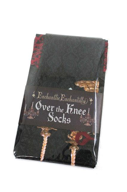 Enchantlic Enchantilly / 燭台オーバーニーソックス