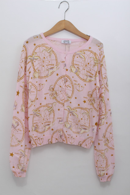 E hyphen world gallery BonBon / Constellation Cardigan