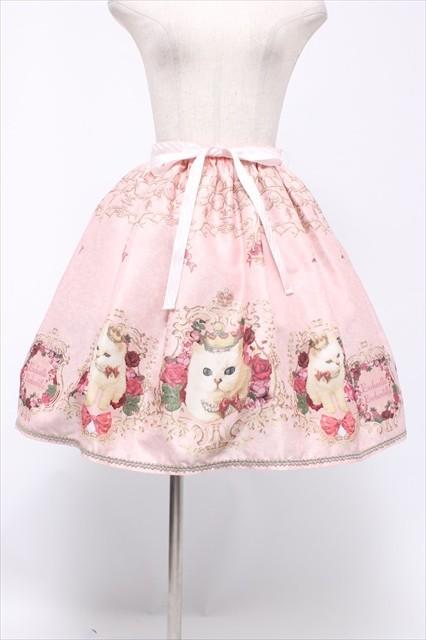 Enchantlic Enchantilly / クイーンキャットスカート