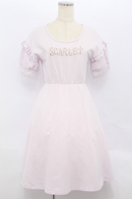 E hyphen world gallery BonBon / ARIA Frill Dress By Yui