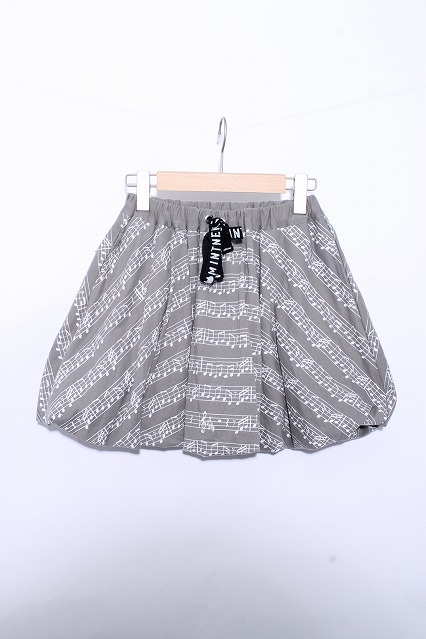 MINT NeKO / ネコの音楽会バルーンスカート