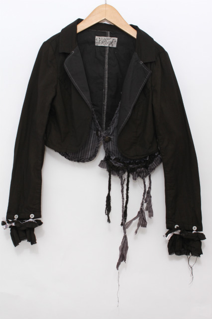 GRIMM / 異素材レイヤードジャケット