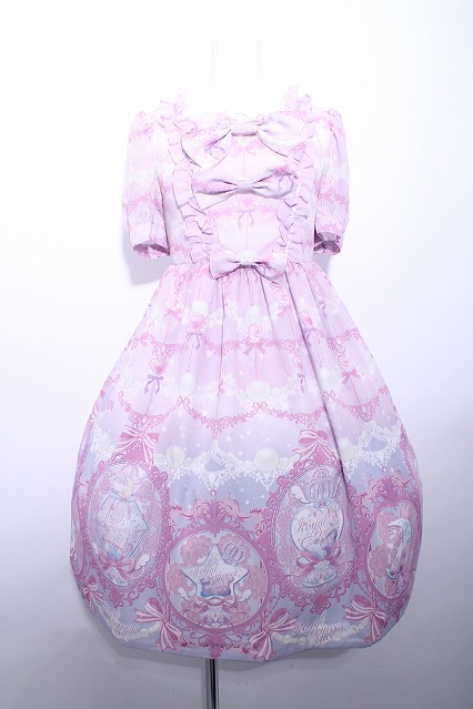Royal Princess Alice / Magic girl perfume pot★魔法少女香水瓶ワンピース