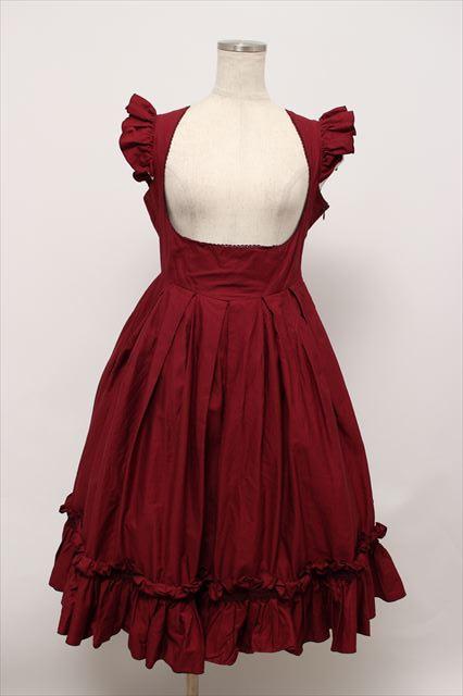 Beth / コルセットジャンパースカート