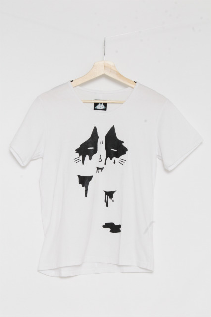 MINT NeKO / なんきょくさんTシャツ